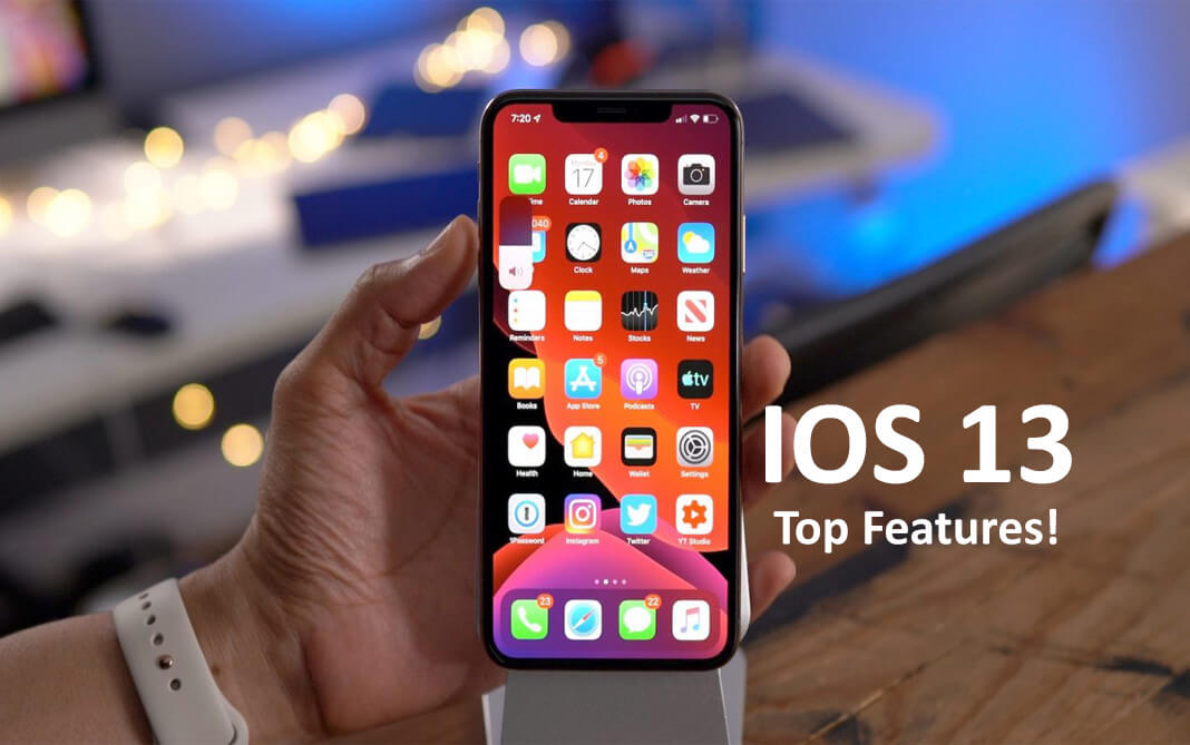 Features of ios 13