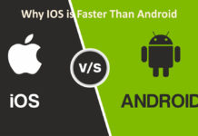 why ios is faster than android