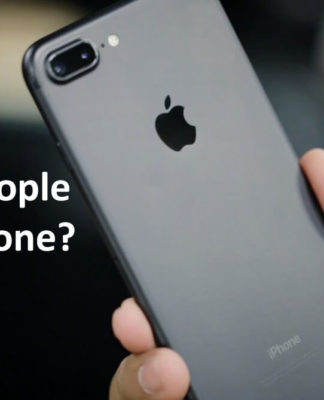 why people like iphone