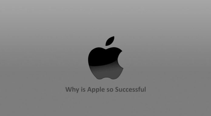 why is apple so successful